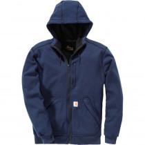 Sweat-shirt zippé à capuche Carhartt Windfighter