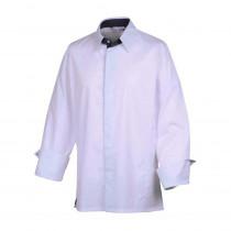Veste de cuisine stretch col chemise Robur TEMI