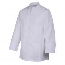 Veste de cuisine mixte col éponge manches longues Robur Siaka