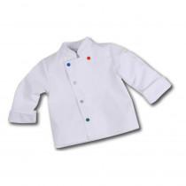 Veste de cuisine pour enfant Robur Méloé polycoton
