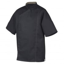 Veste de cuisine manches courtes Robur POWER +