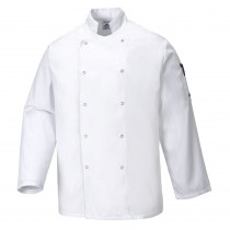 Veste de Cuisine Portwest Suffolk