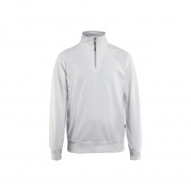 Sweat col camionneur Blaklader 100% coton