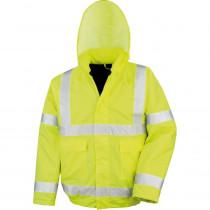 Blouson de travail hiver haute visibilité EN471 Result