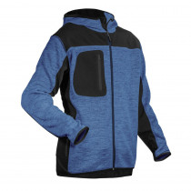 Gilet Coverguard Bora Sweater Bleu/ Noir