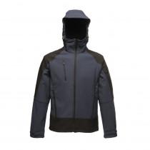 Veste à capuche à membrane 3 couches Softshell Regatta Professional...