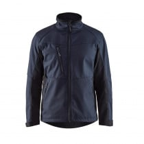 Veste softshell Blaklader double couche Bicolore