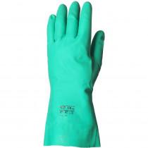 Gants de protection chimique  Eurotechnique Nitrile 5510 (lot de 10)
