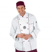 Veste de cuisine Blanc Profilata Isacco