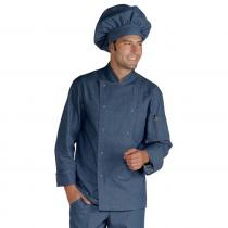 Veste de cuisine Jeans Classique Isacco