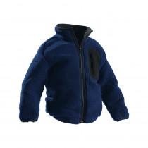 Veste en moumoute enfant Blaklader Bleu marine