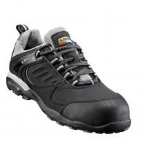 Chaussures de sécurité basse Blaklader S3 SRC Nubuck noir / gris