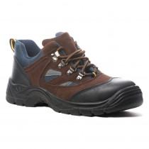 Chaussures de sécurité Coverguard Copper basses S1P SRC côté 1