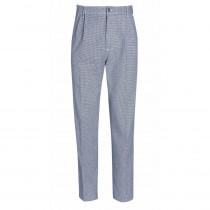Pantalon de cuisine ceinture élastiquée Robur Oural 100% coton