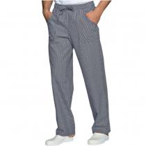 Pantalon de cuisine pied de poule Polycoton Isacco PANTALACCIO