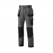 Pantalon de travail Dickies Pro Holster Trousers gris