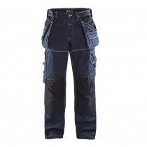 Pantalon de travail Blaklader X1900 artisan cordura denim
