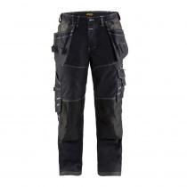 Pantalon de travail Blaklader X1900 artisan cordura nyco