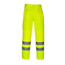 Pantalon haute visibilité action Portwest Workwear