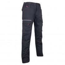 Pantalon de travail Multipoches LMA extensible Basalte