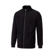 Sweat shirt zippé Dickies Edgewood noir