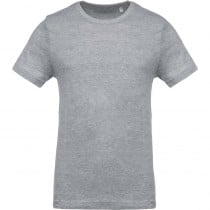 T-shirt de travail col rond manches courtes Kariban