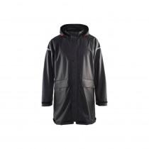 Veste de pluie imperméable Blaklader avec bandes réfléchissantes