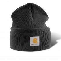 Bonnet tricoté Carhartt-Black