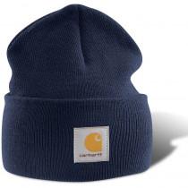 Bonnet tricoté Carhartt-Navy