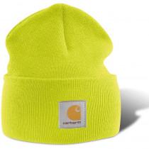 Bonnet tricoté Carhartt-Yellow