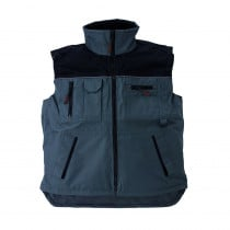 Gilet de travail multipoches Coverguard Ripstop
