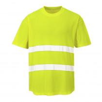 Tee shirt Haute Visibilité Portwest Aéré