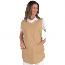 Blouse médicale femme Isacco Poncho Beige