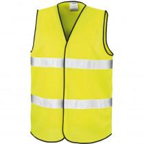 Gilet jaune de sécurité Result
