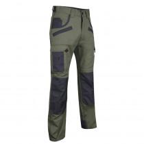 Pantalon de travail bicolore avec poches genouilléres LMA Secateur