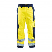 Pantalon de travail haute visibilité Blaklader polycoton