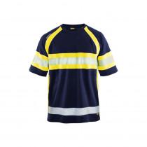 T-shirt haute visibilité Blaklader anti-UV et anti-odeurs