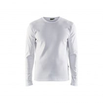 T-shirt manches longues Blaklader col rond 100% coton
