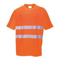 Tee shirt Haute Visibilité Portwest Confort Coton
