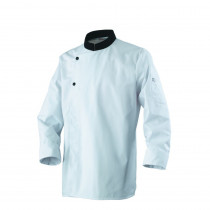 Veste de cuisine mixte manches longues Robur Académie