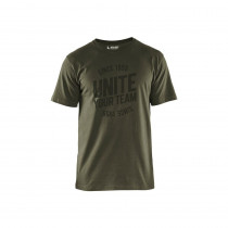 T-shirt de travail Blaklader Unite Edition Limitée