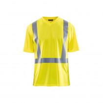 T-shirt haute visibilité anti-uv et odeur Blaklader col v