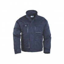 Veste de travail multipoches Coverguard NAVY