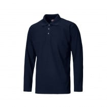 Polo de travail Dickies manches longues