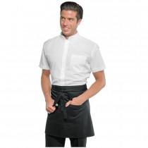 Tablier de service Isacco Creta deux poches noir