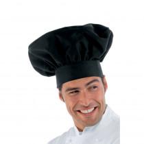 Toque de cuisine noire Isacco Chef
