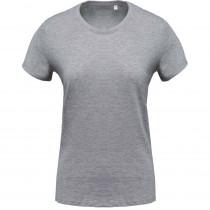 T-shirt de travail col rond manches courtes femme Kariban