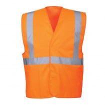 Gilet baudrier Portwest Vest-Port Orange