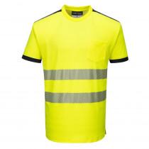 T-Shirt haute visibilité Portwest VISION