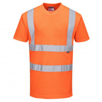Tee shirt Haute Visibilité Portwest GO/RT
